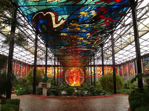 imagenes de jardines botanicos en mexico cosmovitral toluca m 233 xico 2008 9589 la estructura