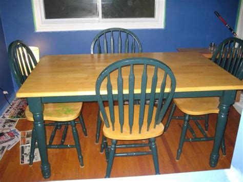 country kitchen table and chairs photo 2 kitchen ideas