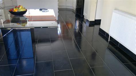 how to clean black tiles bathroom cleaning black slate tiles in portsmouth tile doctor