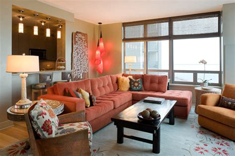 Condo Living Room Interior Design by Living Room Condo Design