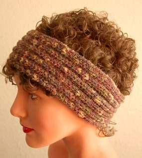 knit ear warmer pattern free knit ear warmer pattern a knitting