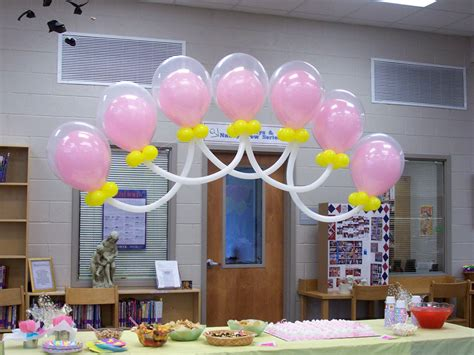 baby shower balloons decorations 8th grade ideas diy