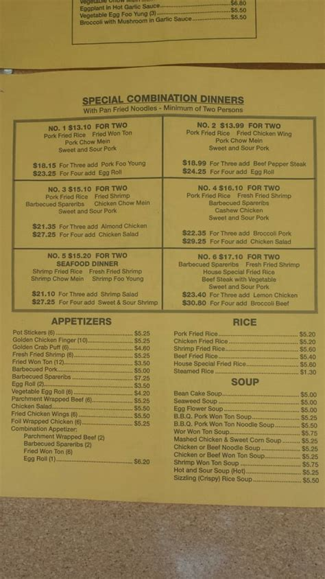 Kowloon Kitchen Menu by Image Gallery Kowloon Menu Take Out
