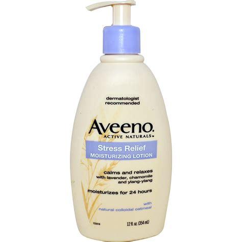 Pelembab Nivea aveeno stress relief moisturising lotion 354 ml crownbox