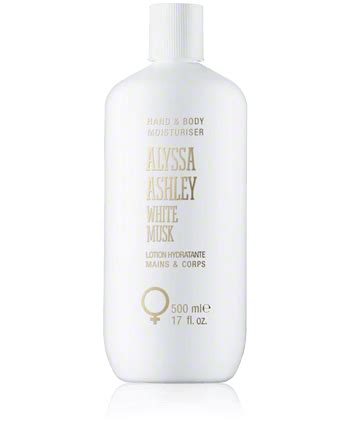 Alyssa White Musk Lotion 750 Ml alyssa white musk lotion 500 ml gt 23