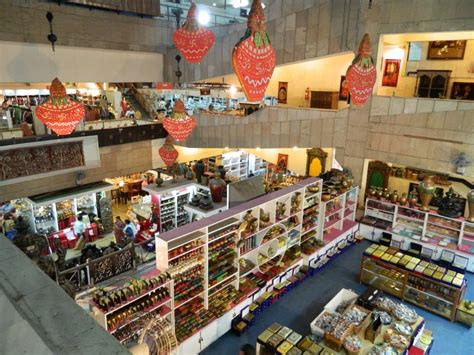 What Are Cottage Industries by Shopping In Delhi Central Cottage Industries Emporium