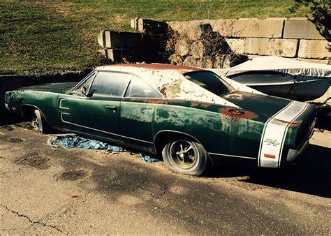 Decaying 1969 Dodge Charger R/T   Mopar Blog