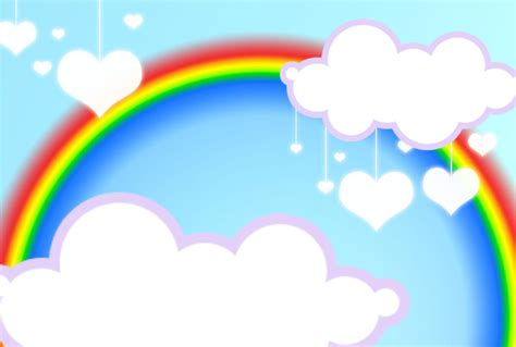wallpaper rainbow cartoon rainbow backgrounds wallpaper cave