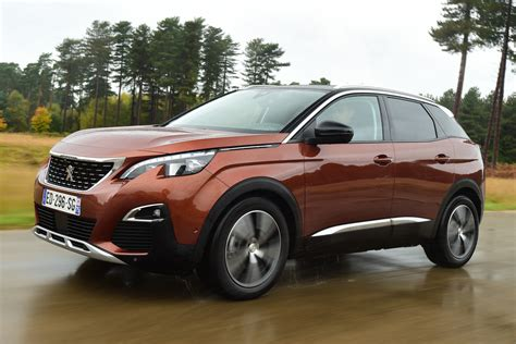peugeot jeep 2016 peugeot 3008 2016 uk review pictures auto express