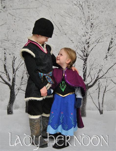 Kristoff Frozen Kostum kristoff costume from disney s frozen by ladyherndon frozen to be disney and