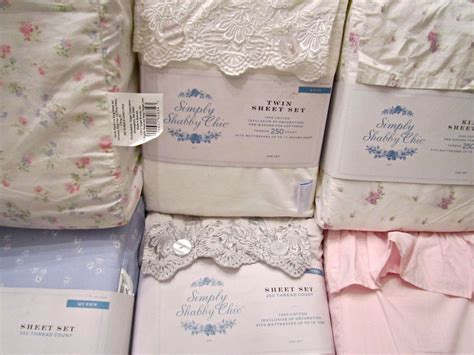 simply shabby chic sheet set woodrose embroidered indigo blue floral cotton bed ebay