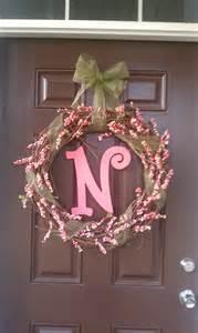 spring wreaths for front door spring front door wreath crafts pinterest