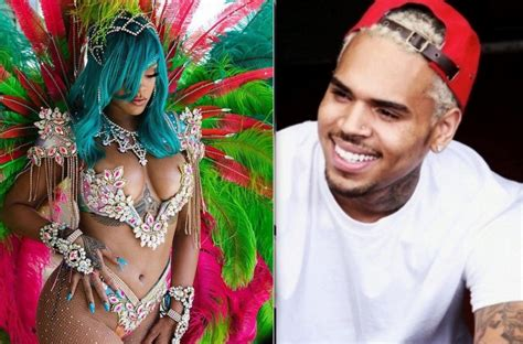 Home Alone House by Chris Brown Drooling Over Rihanna Crop Over Photos Dubstep Smash