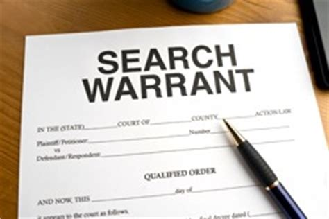 How Is A Search Warrant Valid California Quot Search And Seizure Quot Laws