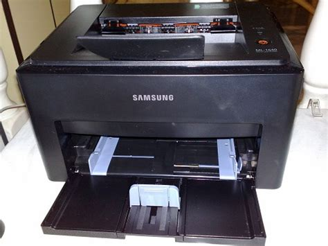 Printer Laser Samsung Ml 1640 samsung ml 1640 laser printer tim chrissie home flickr