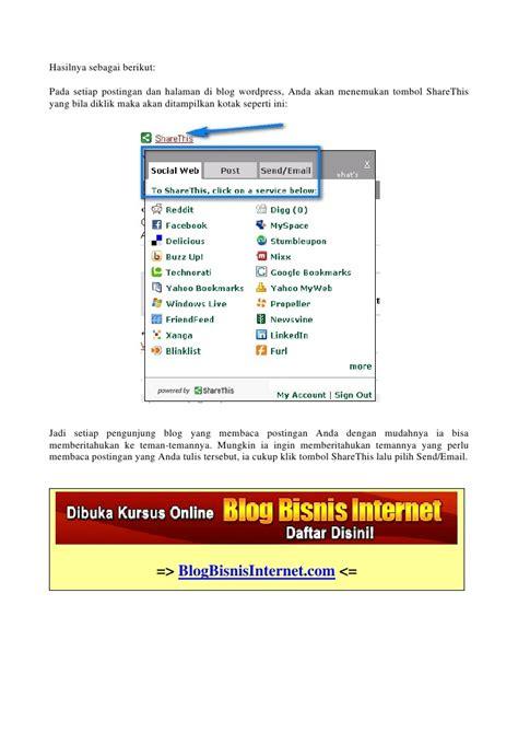tutorial membuat website jejaring sosial tutorial membuat website pribadi