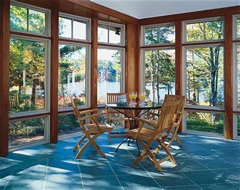 Floor Design Ideas Floor To Ceiling Windows Frame Relaxing Views In This