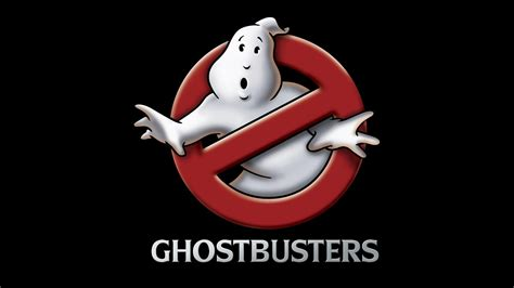 hd ghostbusters logo wallpaper