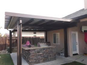 backyard awning a solid patio cover can be a great accent to your next