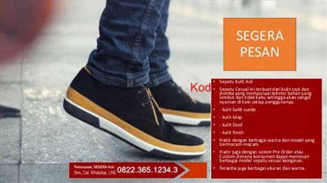 Sepatu Casual Pria L sepatu casual pria branded jual sepatu branded model