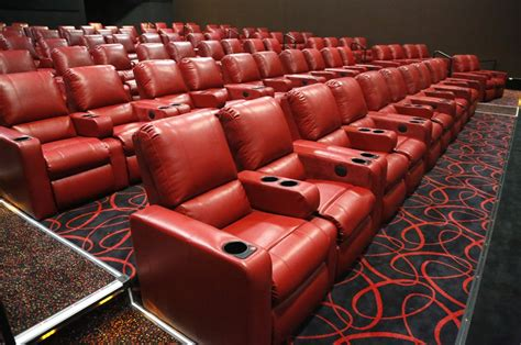 Amc Theatres With Reclining Seats by Renovations New Seating Coming To Brick Plaza