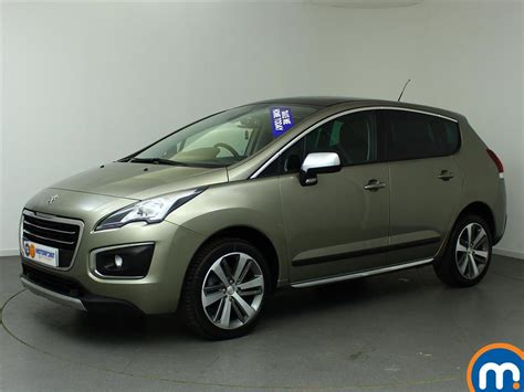 compare peugeot cars used peugeot 3008 for sale second nearly cars