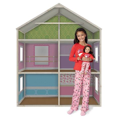 18 inch doll houses house for 18 inch doll 28 images items similar to doll house plans for american or