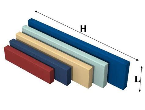 mensole laccate mensole laccate ad alto spessore su misura