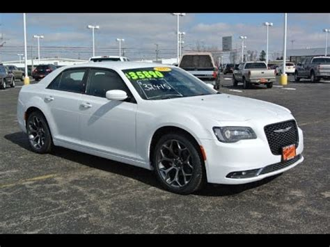 Chrysler 300 S For Sale 2015 chrysler 300 s for sale dayton troy piqua sidney ohio