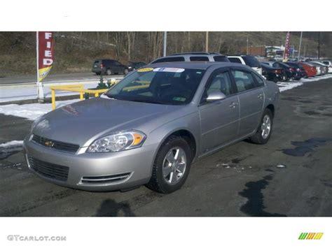 2008 silverstone metallic chevrolet impala lt 42133772 gtcarlot car color galleries
