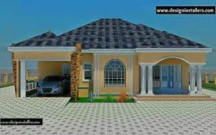 Elevations and floor plans for houses on nigerian house floor plans
