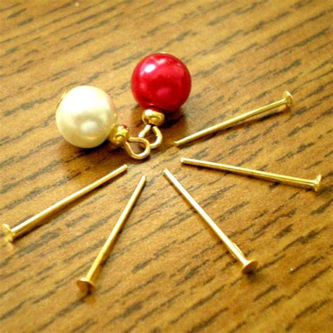 how to make headpins for jewelry b3 400 silver gold mix pins for jewelry