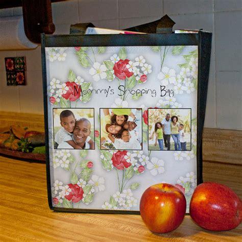 photo grocery bag custom reusable grocery bag mailpix