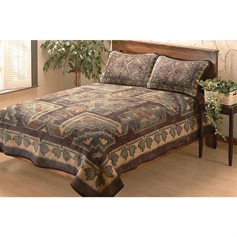 bed shams mayan bed sham 110028 quilts at sportsman s guide