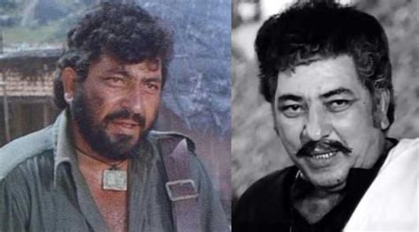biography of movie sholay biography on actor amjad khan soon the indian express
