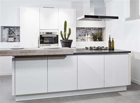 a en a keukens moderne keuken met eiland db keukens