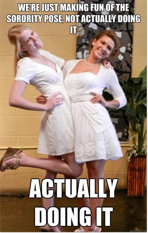 Big Sister Memes - i love my big sorority meme