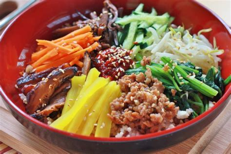 cuisine but koreal food photo bibimbap maangchi com