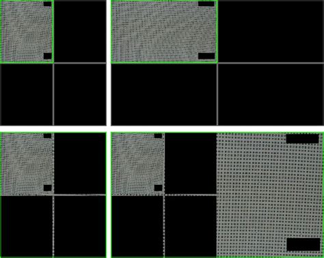 glsurfaceview layout xml dynamically show hide multiple opengl views on android