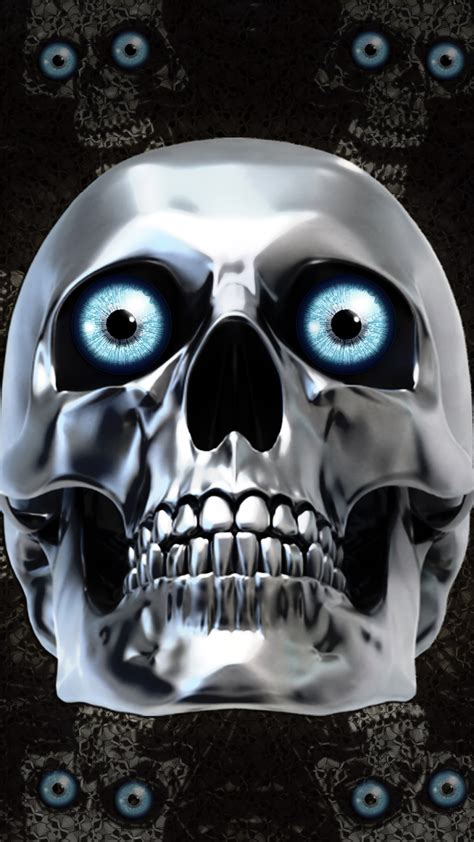 wallpaper iphone hd skull skull hd wallpaper for mobile wallpapers for mobile phones