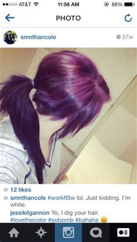 Splat Bleach Results | splat ombre dip dye diy splat hair color ideas pinterest