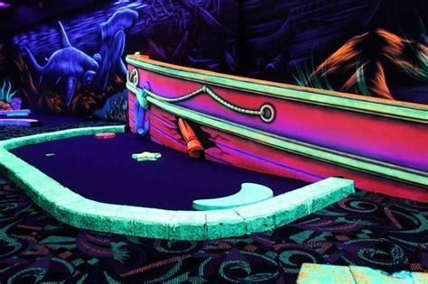 Ma Glow glow in the mini golf 7 picture of oceans 18 new bedford tripadvisor