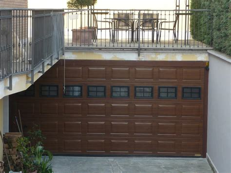 sezionali garage porte sezionali per garage eleganti funzionali e sicure