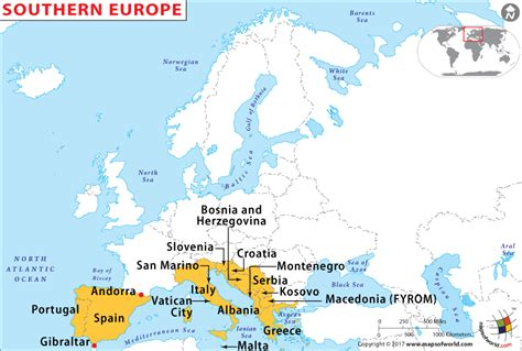 south of europe map southern europe map southern europe countries