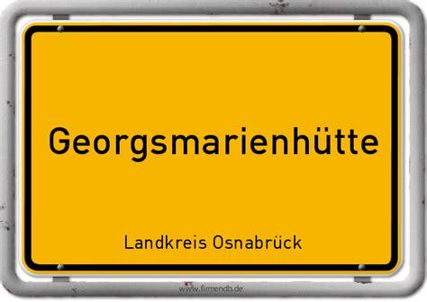 Georgsmarienhütte by Firmen In Georgsmarienh 252 Tte