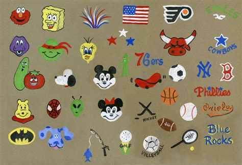 Face Painting Design Sheets Painting Sheet For