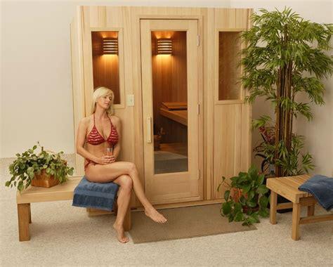 Top 10 Home Saunas by Leisure Living Finlandia Prefabricated Indoor Sauna Room