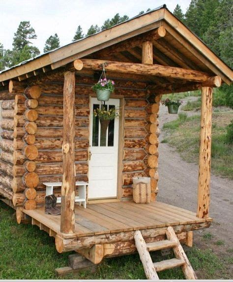 build a log cabin home 10 diy log cabins learn to build your own for a rustic