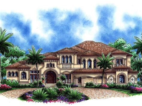 luxury tuscan house plans tuscan home plans premier luxury tuscan house plan