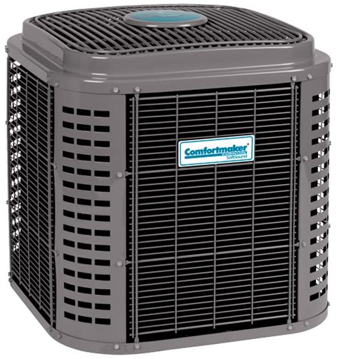 central comfort air conditioning central air conditioner csa6 comfortmaker